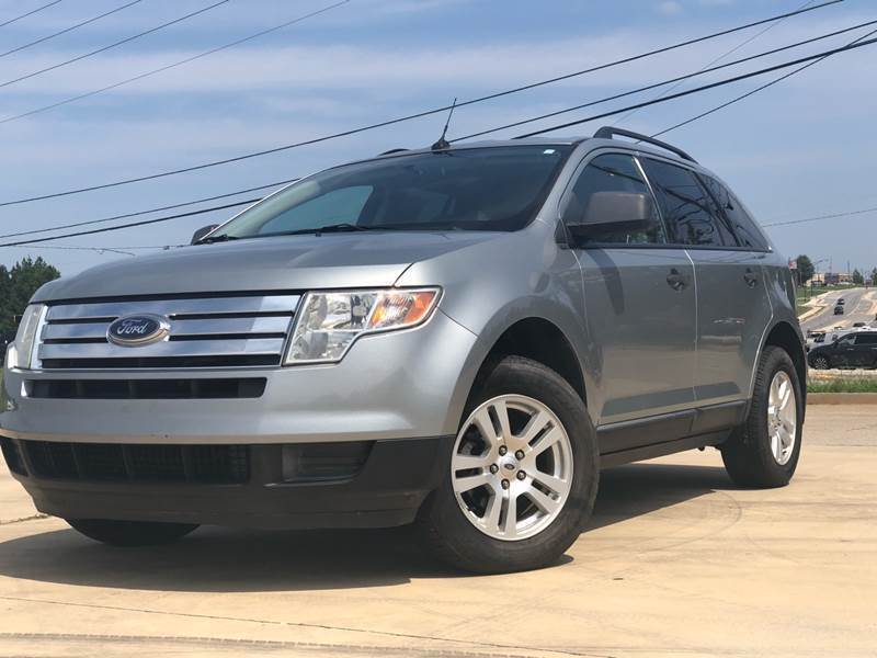 2007 Ford Edge for sale at Global Imports Auto Sales in Buford GA