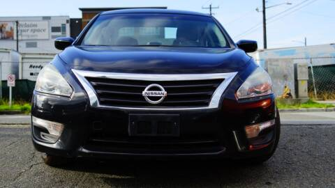 2015 Nissan Altima for sale at Paisanos Chevrolane in Seattle WA