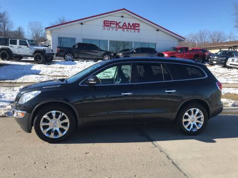 2012 Buick Enclave for sale at Efkamp Auto Sales LLC in Des Moines IA