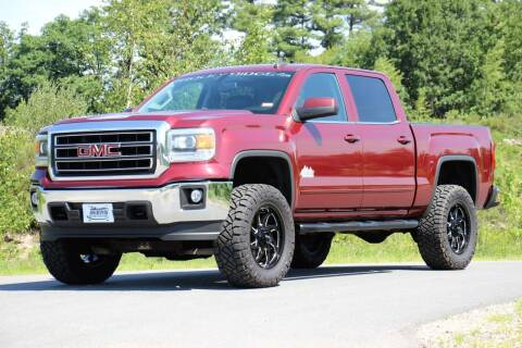 2015 GMC Sierra 1500 for sale at Miers Motorsports in Hampstead NH