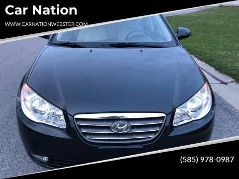 2008 Hyundai Elantra for sale at Car Nation in Webster NY