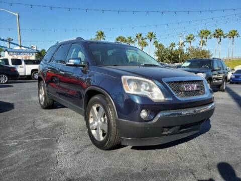 2012 GMC Acadia for sale at Select Autos Inc in Fort Pierce FL