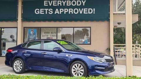 2017 Kia Optima for sale at Dunn-Rite Auto Group in Longwood FL