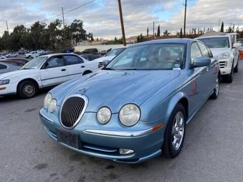 2002 Jaguar S-Type for sale at Boktor Motors in North Hollywood CA