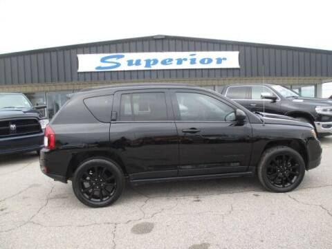 2015 Jeep Compass for sale at SUPERIOR CHRYSLER DODGE JEEP RAM FIAT in Henderson NC