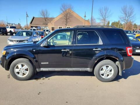 2008 Ford Escape for sale at ROSSTEN AUTO SALES in Grand Forks ND