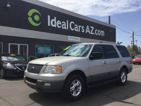 2003 Ford Expedition for sale at Ideal Cars Apache Trail in Apache Junction AZ