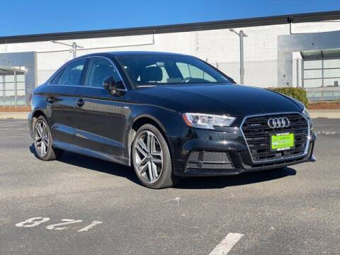 2018 Audi A3 for sale at Sunset Auto Wholesale in Tacoma WA
