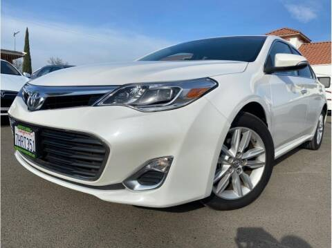 2015 Toyota Avalon for sale at MADERA CAR CONNECTION in Madera CA