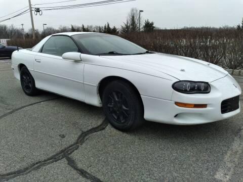2002 Chevrolet Camaro for sale at Jan Auto Sales LLC in Parsippany NJ