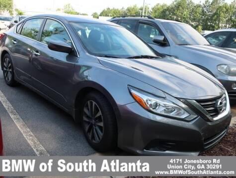 2016 Nissan Altima for sale at Carol Benner @ BMW of South Atlanta in Union City GA