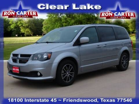 2019 Dodge Grand Caravan for sale at Ron Carter  Clear Lake Used Cars in Houston TX