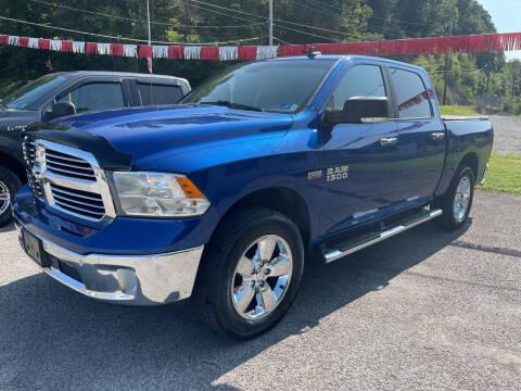 2016 RAM Ram Pickup 1500 for sale at Turner's Inc - Main Avenue Lot in Weston WV