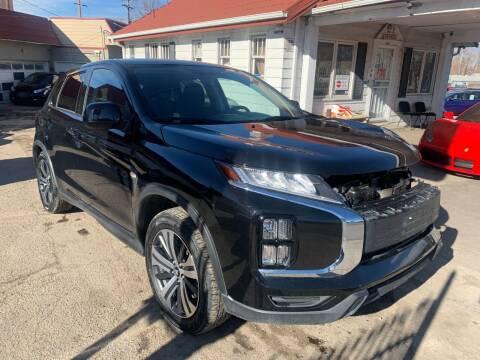 2020 Mitsubishi Outlander Sport for sale at STS Automotive in Denver CO