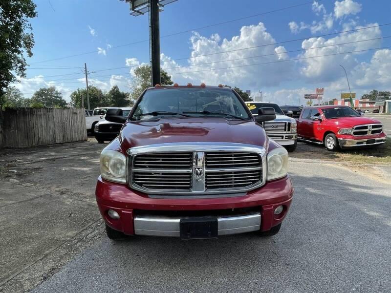 2007 Dodge Ram Pickup 3500 for sale at THE COLISEUM MOTORS in Pensacola FL