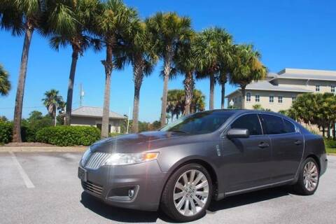 2011 Lincoln MKS for sale at Gulf Financial Solutions Inc DBA GFS Autos in Panama City Beach FL