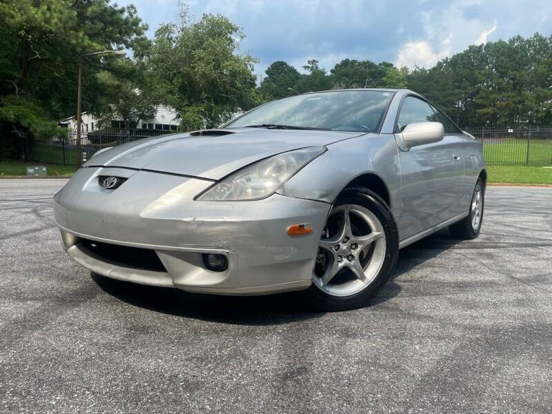 2000 Toyota Celica for sale at Global Imports Auto Sales in Buford GA
