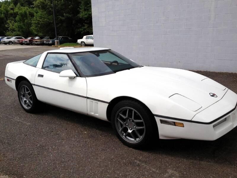 1990 Chevrolet Corvette for sale at Black Tie Classics in Stratford NJ