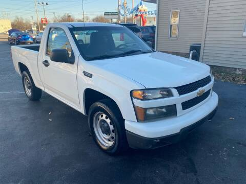 2012 Chevrolet Colorado for sale at Brucken Motors in Evansville IN