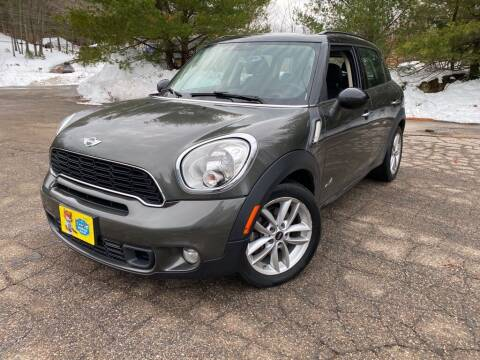 2014 MINI Countryman for sale at Granite Auto Sales in Spofford NH