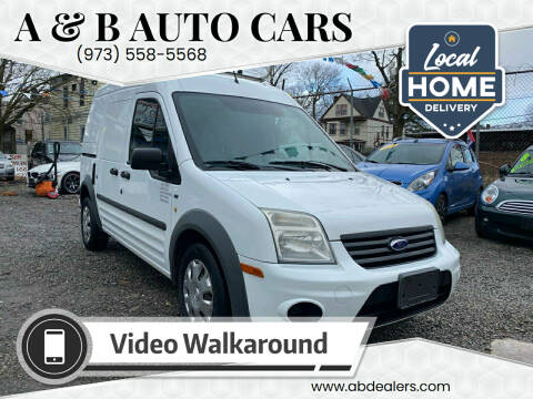 2011 Ford Transit Connect for sale at A & B Auto Cars in Newark NJ