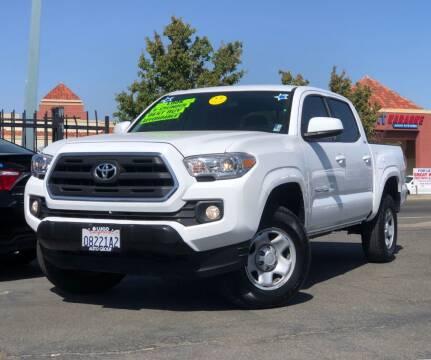 2016 Toyota Tacoma for sale at LUGO AUTO GROUP in Sacramento CA