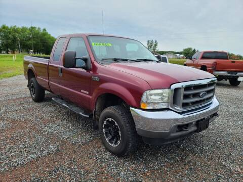 2004 Ford F-250 Super Duty for sale at Shinkles Auto Sales & Garage in Spencer WI