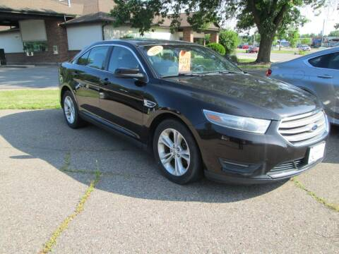2013 Ford Taurus for sale at The AUTOHAUS LLC in Tomahawk WI
