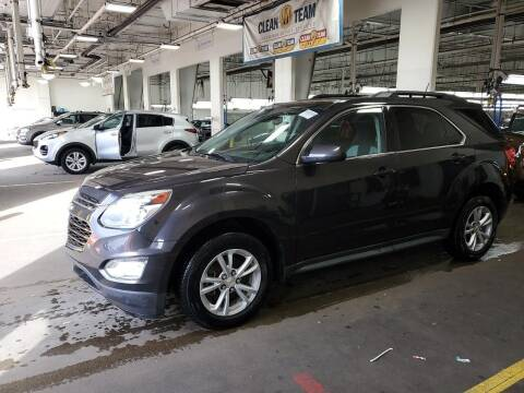 2016 Chevrolet Equinox for sale at Cj king of car loans/JJ's Best Auto Sales in Troy MI