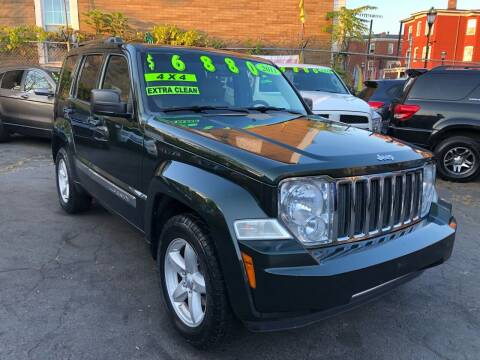 2011 Jeep Liberty for sale at James Motor Cars in Hartford CT