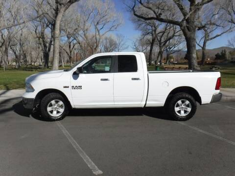 2018 RAM Ram Pickup 1500 for sale at Budget Auto Sales in Carson City NV