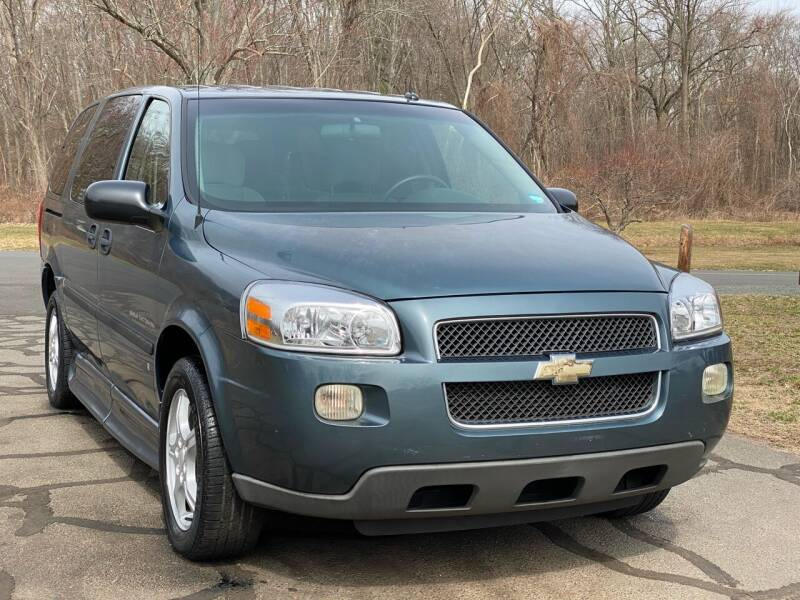 2007 Chevrolet Uplander for sale at Choice Motor Car in Plainville CT