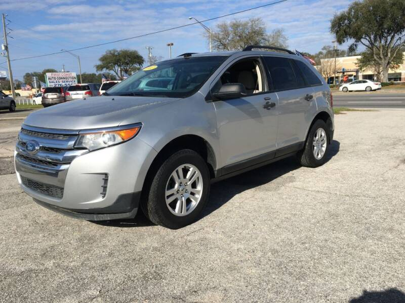 2012 Ford Edge for sale at First Coast Auto Connection in Orange Park FL