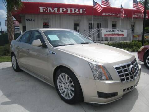 2013 Cadillac CTS for sale at Empire Automotive Group Inc. in Orlando FL