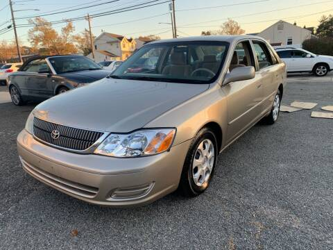 2003 Toyota Avalon for sale at Jerusalem Auto Inc in North Merrick NY