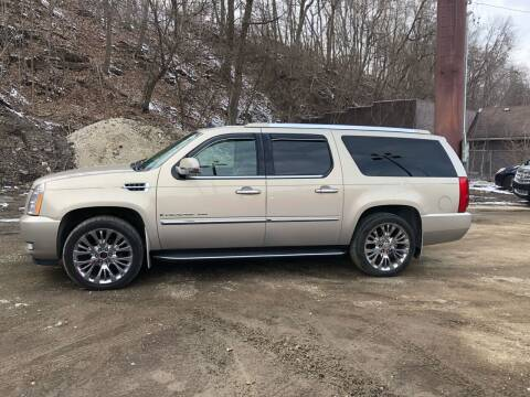 2009 Cadillac Escalade for sale at Compact Cars of Pittsburgh in Pittsburgh PA