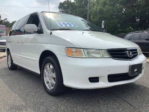2003 Honda Odyssey for sale at Active Auto Sales Inc in Philadelphia PA