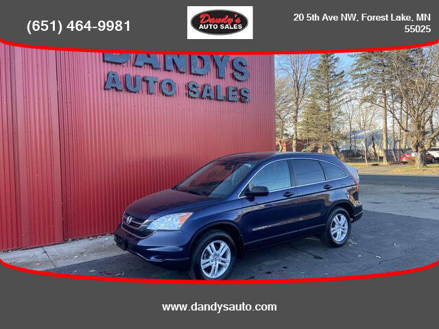 2011 Honda CR-V for sale at Dandy's Auto Sales in Forest Lake MN
