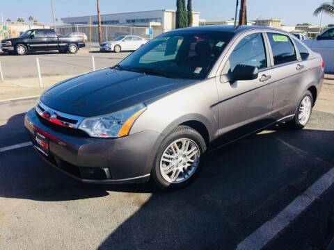 2009 Ford Focus for sale at Auto Max of Ventura in Ventura CA