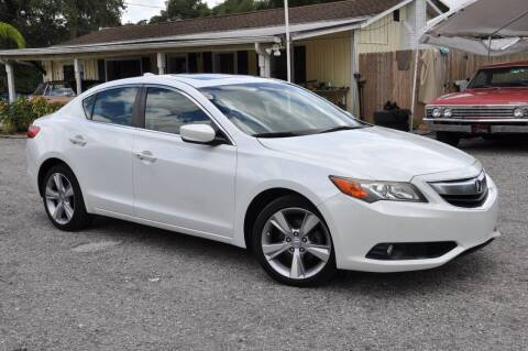2013 Acura ILX for sale at Elite Motorcar, LLC in Deland FL