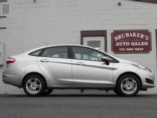 2019 Ford Fiesta for sale at Brubakers Auto Sales in Myerstown PA
