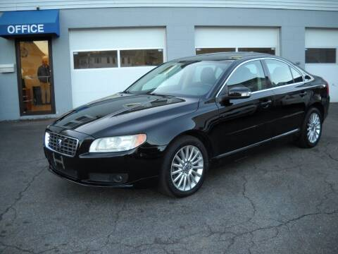 2008 Volvo S80 for sale at Best Wheels Imports in Johnston RI