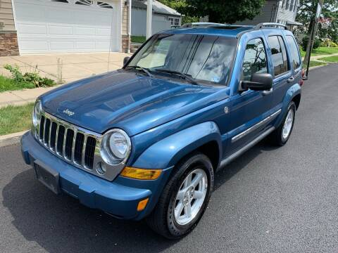 2006 Jeep Liberty for sale at Jordan Auto Group in Paterson NJ