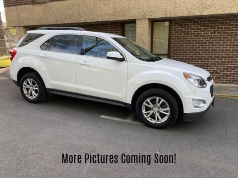 2017 Chevrolet Equinox for sale at Warner Motors in East Orange NJ