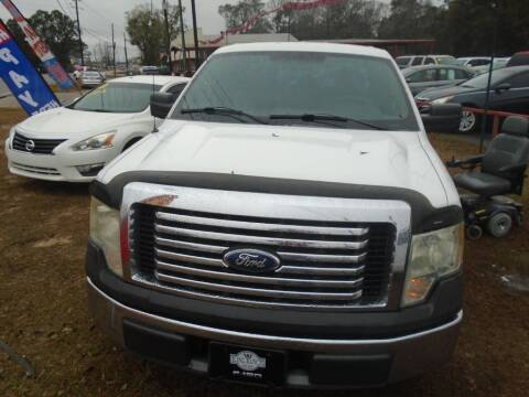 2011 Ford F-150 for sale at Alabama Auto Sales in Semmes AL