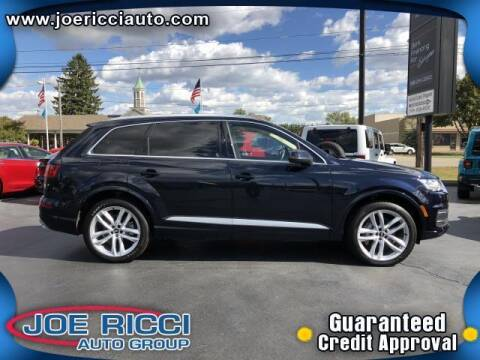 2017 Audi Q7 for sale at Mr Intellectual Cars in Shelby Township MI