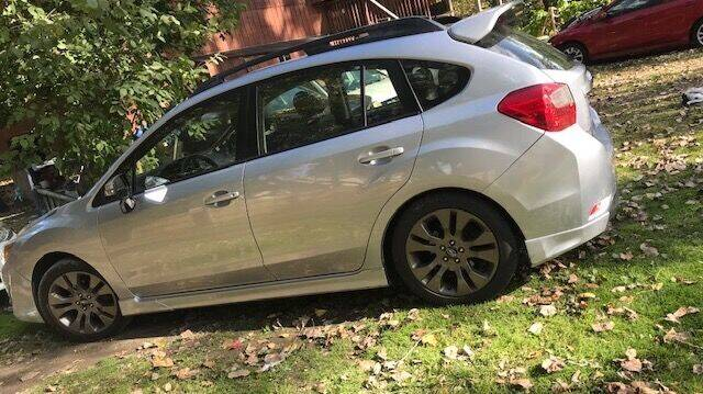 2015 Subaru Impreza for sale at GDT AUTOMOTIVE LLC in Hopewell NY