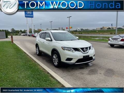 2016 Nissan Rogue for sale at Tom Wood Honda in Anderson IN