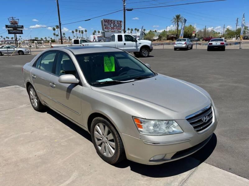 2009 Hyundai Sonata for sale at Mesa AZ Auto Sales in Apache Junction AZ