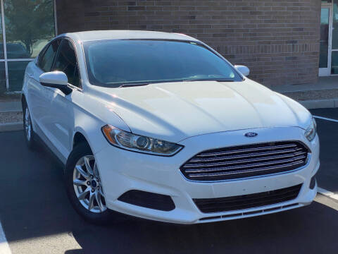 2016 Ford Fusion for sale at AKOI Motors in Tempe AZ